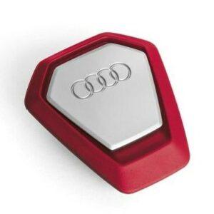 Audi 80A087009A Dispenser di Profumo Single Frame Rosso, mediterraneo, Ricaricabile
