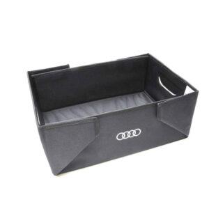 8U0061109B-Cassetta-pieghevole-per-vano-bagagli-Originale-Audi